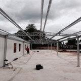 構造スチールのプレハブモジュラー家