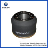 Vente en gros Power Tiller Machine Part Brake Drum