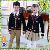Autum ha lavorato a maglia l'uniforme scolastico