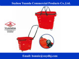 2016 New Arrived Shopping Trolley / Rolling Tote / Shopping Basket / Trolley Basket