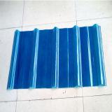 우수한 광선 전송 섬유는 유리제 지붕 장 또는 명확한 플라스틱 지붕 Sheet/FRP에 의하여 주름을 잡은 투명한 강화한다