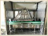 Máquina de rellenar de la goma líquida automática de la alta calidad con el relleno de la bomba de engranaje