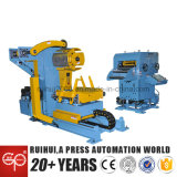 家庭用電化製品の製造業者のストレートナ機械使用