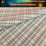 衣服のための極度の柔らかいマルチFポリエステルY/D小切手ファブリック