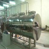 Esterilizador tubular del esterilizador de Uht de la máquina del pasteurizador del esterilizador de la leche del pasteurizador del Uht