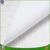 Gesponnenes Polyester-wasserdichtes Franc-Beschichtung-Stromausfall-Vorhang-Gewebe für Fenster
