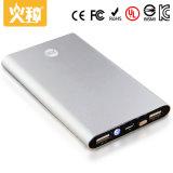Batteria portatile dello Li-ione dell'alimentazione elettrica dell'uscita del doppio della Banca di potere