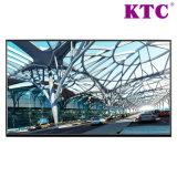 55 인치 1080P 전시 CCTV 모니터