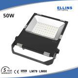 Luz de inundação ao ar livre 100W do diodo emissor de luz IP65 do brilho elevado