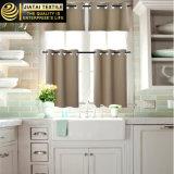 Cortinas da valência das cortinas da cozinha da cozinha dos tratamentos de indicador as melhores para a cozinha