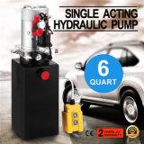 hydraulische einzelne verantwortliche Pumpe Gleichstrom-12V