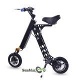 Нов конструированный Bike миниой складчатости 36V электрический для взрослого