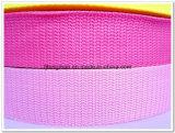 "1.25 "" rosafarbenes 900d pp. gewebtes Material für Schule-Beutel"