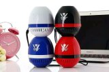 Oval Color Bluetooth Speaker 8601