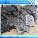 SGSのレポートを用いるステンレス鋼のパンチ穴の網