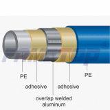 Sobreposição/tubulação Terminar-Soldada do PE-Al-PE para a água fria e o aquecimento