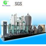 Compressor de gás do metano para vários usos industriais