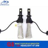Fanless Kühlkörper Osram LED Scheinwerfer-Birnen H7 H11 9005 9006 mit Aluminiumgehäuse