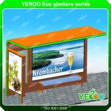 Openlucht schuilplaats-Adverterend van de Bus van de Bus schuilplaats-ZonneWachthuisje