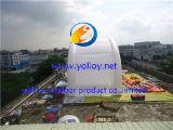 Partido al aire libre móvil inflable Etapa Canopy