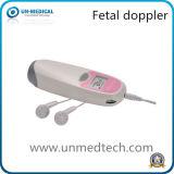 優雅なデザインの携帯用ホーム胎児の心拍数ドップラー