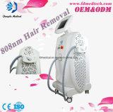 Do projeto original de Nnewest do fabricante de China máquina vertical da remoção do cabelo do laser do diodo 808nm