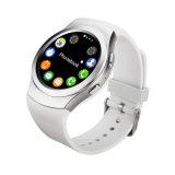 جديد تصميم شاشة مستديرة ساعة ذكيّة, قلي تقدير و [سمكرد] شقّ مكان