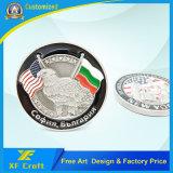 Подгонянная изготовлением монетка возможности сувенира металла 3D на цене по прейскуранту завода-изготовителя (XF-CO-12)