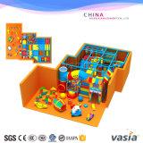 Крупноразмерное скольжение спортивной площадки с крытый играми для детей Vs1-160120-56A-33