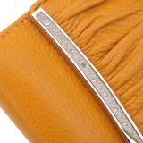 最上層の革札入れの柔らかい革財布(RS-131232A)