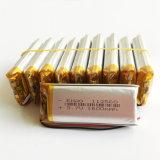 клетка Lipo батареи полимера лития 3.7V 1600mAh перезаряжаемые на PC 112560 таблетки крена силы мобильного телефона E-книги