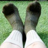Militäre-taktische im Freienwüsten-Socken oder Strümpfe der Knie-Langen kurzen Warm-Haltenen Winter-Mittel-kampierenden reisenden Sport-Breathable Antifriktionsmänner