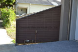 Frontière de sécurité extérieure de Moistureprood de nature en plastique du composé 137 en bois solide
