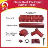 Hoja más valorada del material para techos de la garantía del ASA 25years