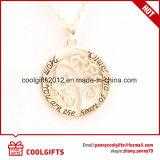 Ожерелье подарка высокого качества глянцеватое с круглое Pendent