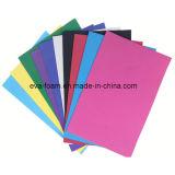 Großhandelshersteller-buntes Kind-Fertigkeit-Schaumgummi-Papier EVA-Schaumgummi-Blatt