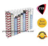 Qualitäts-Acrylzigaretten-Bildschirmanzeige-Zahnstange