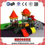 上昇の城様式の運動場装置