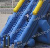 大人のための安い商業用等級巨大で膨脹可能な水スライド、最も大きく膨脹可能な水スライド、カバのスライド、カバ販売のための膨脹可能な水スライド