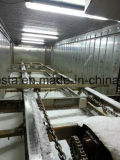 12 тонны прогулки в замораживателе для хранения рыб и мяса