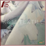 14mm omfloersen de Duidelijke Geverfte Zware Stof van de Zijde/Zachte Zijde Sarees Jersey breien Stof