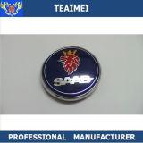 Emblema feito sob encomenda personalizado do carro do logotipo de Saab auto para carros
