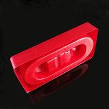 赤いまめの皿が付いているギフト用の箱