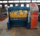Perfil da telhadura do aço frio que faz a maquinaria