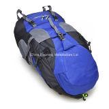 Le sport unisexe en nylon imperméable à l'eau de course met en sac le sac à dos de hausse campant extérieur