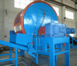 Pneumatico residuo approvato brevetti Ce/ISO9001/7 che ricicla la macchina della taglierina/macchina utilizzata della taglierina del pneumatico/taglierina residua del pneumatico