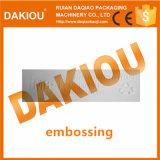 Máquina que corta con tintas de papel automática de Dakiou con por completo eliminar