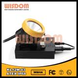 La saggezza ha aggiornato la lampada da miniera approvata Atex della lampada del LED, faro di RoHS LED