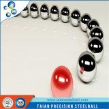 Precisión AISI304 de 5/32 '' bola de acero de cojinete de bolas de ranura profunda
