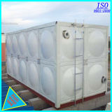 Fábrica del tanque de almacenaje del agua del acero inoxidable del OEM